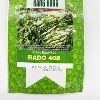 Hạt giống rau nhút Rạng Đông HGRRD408 giá sỉ