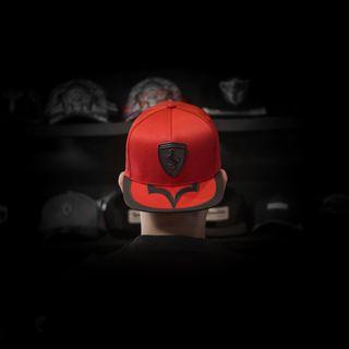 Mũ Snapback F-e-r-r-a-r-i- Đỏ Cao Cấp giá sỉ