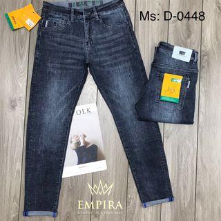 QUẦN JEAN NAM CAO CẤP EMPIRA D-0448 giá sỉ