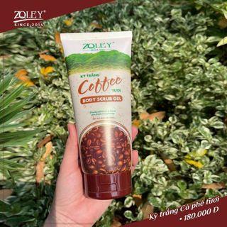 Tẩy tế bào Zoley cà phê giá sỉ