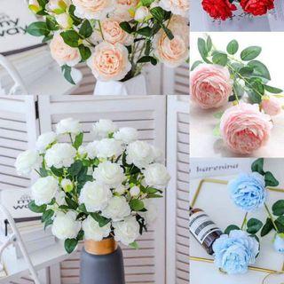 Hoa hồng cành giá sỉ