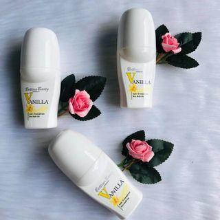 Lăn Khử Mùi Bettina Barty Vanilla 50ml – Đức giá sỉ
