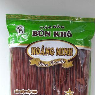 Bún phở gạo lứt Hoàng Minh - sản phẩm hỗ trợ người ăn kiêng, tốt cho tiêu hóa và giảm cân giá sỉ