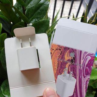 FULL BOX] Củ sạc vuông IPhone 001 made in Japan zin linh kiện full box giá sỉ
