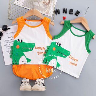Bộ khủng long - bộ trẻ em giá sỉ