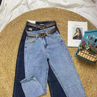 quần jean baggi nữ giá sỉ