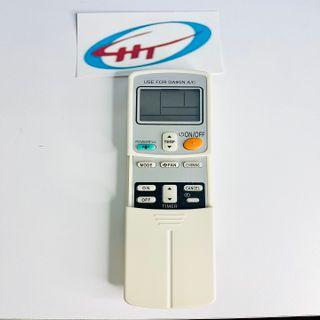 Remote Điều Hòa Máy lạnh DAIKIN 1 chiều đời cũ ARC423A27 giá sỉ