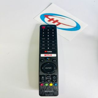 Remote Tivi SHARP Voice (giọng nói) giá sỉ