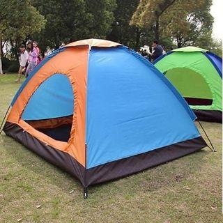 Lều phượt du lịch, picnic, câu cá, cắm trại, chơi cho trẻ em bé 2 lớp cửa cao cấp giá sỉ