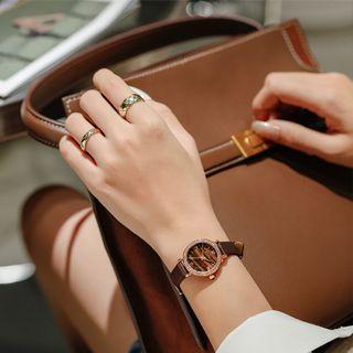 Đồng hồ nữ Guou 6043 giá sỉ