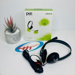 Tai nghe chụp tai PISC kèm mic giá sỉ