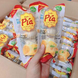 Bánh Pía Sầu Riêng Mini Set 5 Chiếc Bánh Pía Như Ý Sỉ giá sỉ