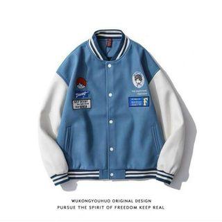 Áo khoác cardigan logo in nỗi cá tính, phong cách siêu ngầu giá sỉ