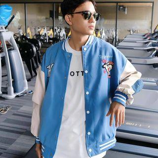 Áo khoác cardigan logo in nỗi cá tính Chất liệu: thun nỉ ngoại giá sỉ
