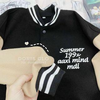 Áo khoác cardigan logo 199x phong cách siêu ngầu giá sỉ
