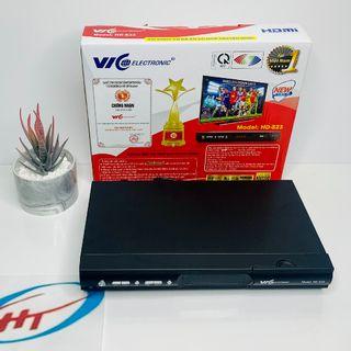 Đầu thu truyền hình số vệ tinh Vic Electronic HD-S23 giá sỉ