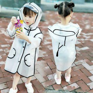 Áo mưa thời trang cho bé giá sỉ