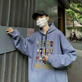 Áo hoodie form dưới 70kg thun nỉ ngoại siêu ngầu giá sỉ