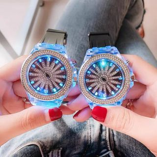 Đồng hồ nữ Guou 8219 xoay giá sỉ