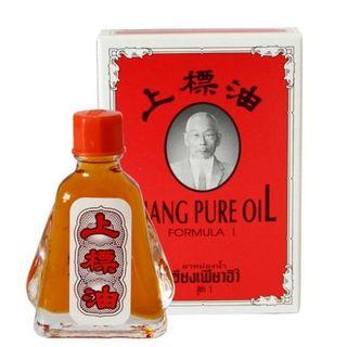 Dầu Thái- Dầu gió Siang Pure oil 3cc(lố 12 chai) giá sỉ