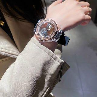 Đồng hồ cơ nữ Guou 8221 giá sỉ