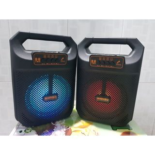 Loa Bluetooth karaoke Kimiso QS 3607 kèm mich hát giá sỉ