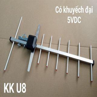 Anten ngoài trời KKU8 có khuếch đại giá sỉ
