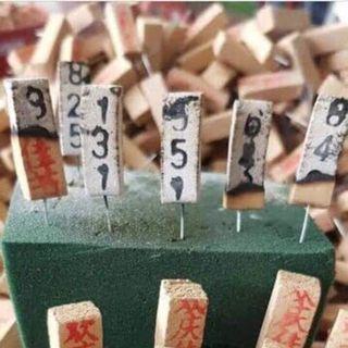 Nhang Xin Số Đề Thái Lan gói 10 v giá sỉ