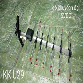Anten ngoài trời KK U29 có khuếch đại giá sỉ