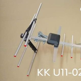 Anten ngoài trời KK U11-02, có khuếch đại 5VDC giá sỉ