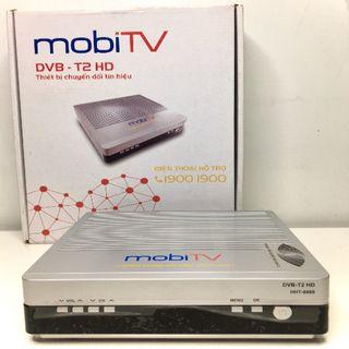 Đầu thu truyền hình DVB-T2 MobiTV DTT, không kèm tài khoản và phụ kiện (hàng zin) giá sỉ