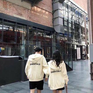 Áo hoodie in phản quang thun nỉ ngoại decal in xịn form dưới 70kg giá sỉ