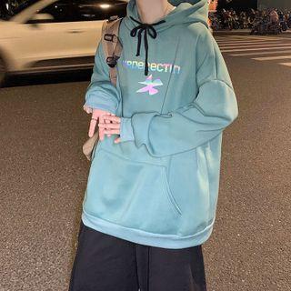 Áo Hoodie phản quang 7 màu MRDERECTION form dưới 70kg decan in xịn giá sỉ
