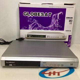 Đầu thu test sóng vệ tinh DVB-S1 GLOBESAT GS918 giá sỉ