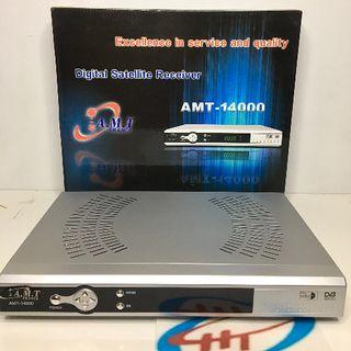 Đầu thu test sóng vệ tinh DVB-S1 AMT-14000 giá sỉ