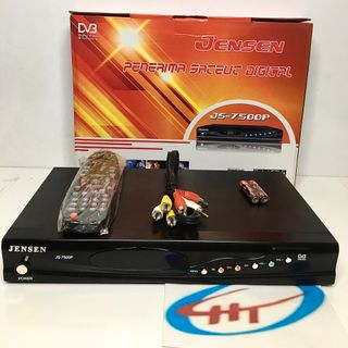 Đầu thu test sóng vệ tinh DVB-S1 JENSEN J5-7500P giá sỉ