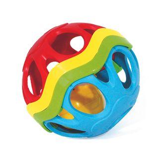 [ ĐỒ CHƠI ANTONA ] Chicken Ball (Vỉ bóng mềm) Bóng lục lạc BB.182 giá sỉ
