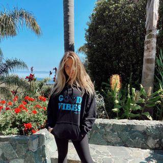 Áo hoodie goog vibes nỉ ngoại trẻ trung, năng động from dưới 70kg giá sỉ