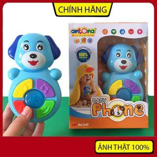 [ ĐỒ CHƠI ANTONA ] Điện thoại đồ chơi cho bé Baby BB.340 giá sỉ