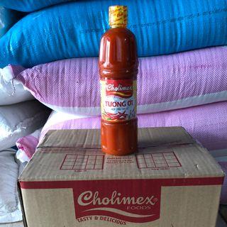 Tương ớt Cholimex chai PET 830g giá sỉ