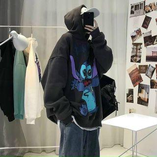 Áo hoodie in hoạt hình thời trang cá tính giá sỉ