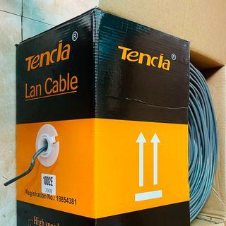 Dây cáp mạng Tenda 102E 305M (màu xám) giá sỉ