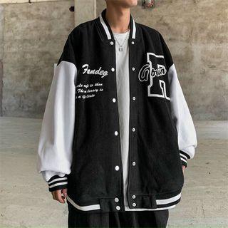 Áo khoác dù 2 lớp logo R mềm mịn trẻ trung, năng động giá sỉ