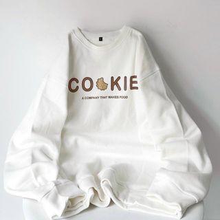 Áo sweater tay phồng chất nỉ ngoại bao đẹp dưới 70kg giá sỉ